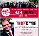 Pierre Guyard, Savigny-sur-orge